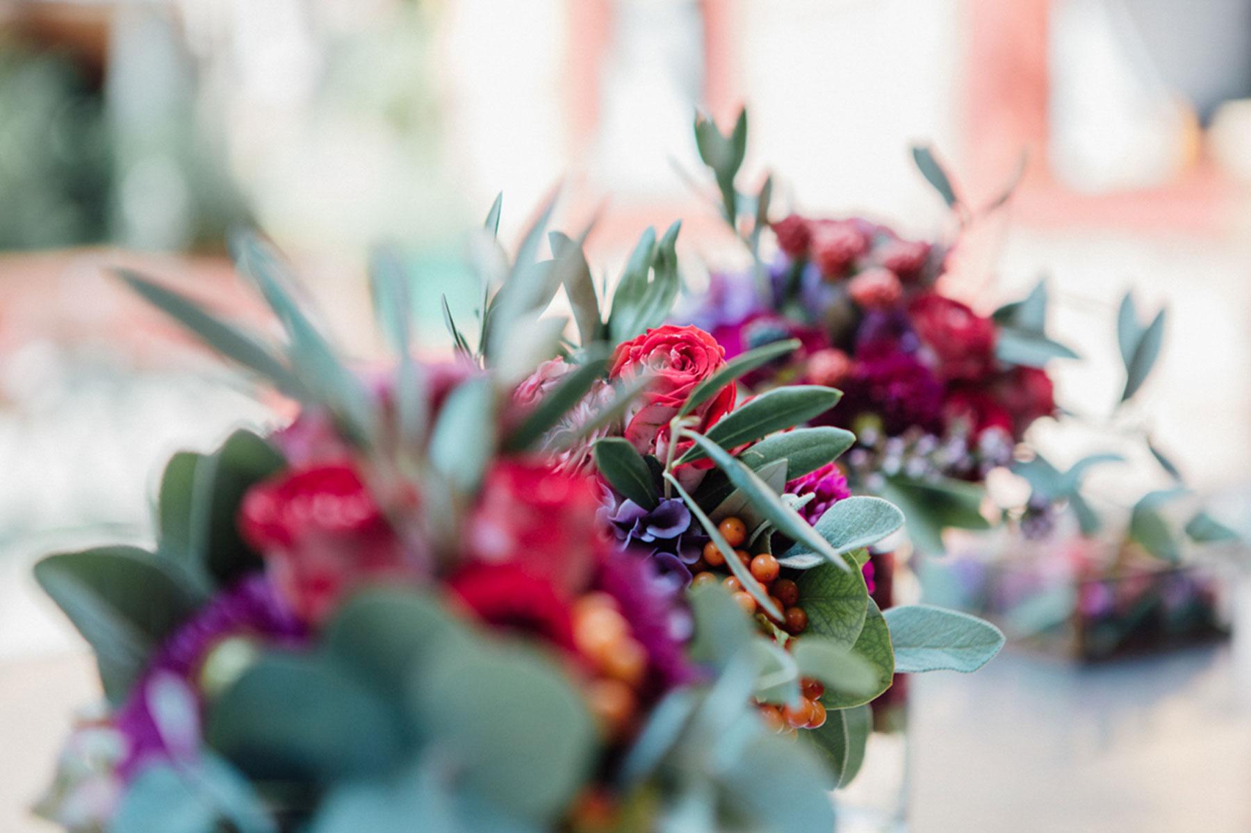 Blumen am Nordfriedhof Kiel